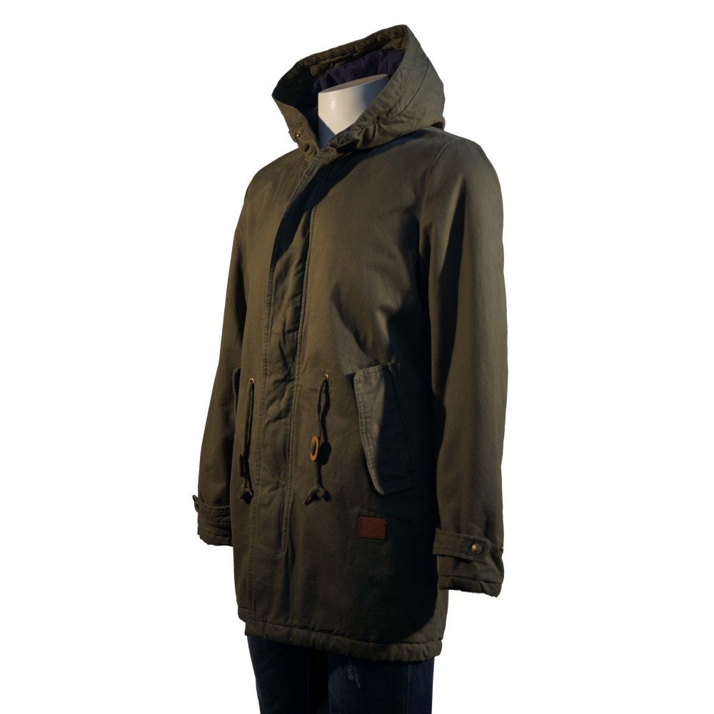 PARKA BATTERY XAKI